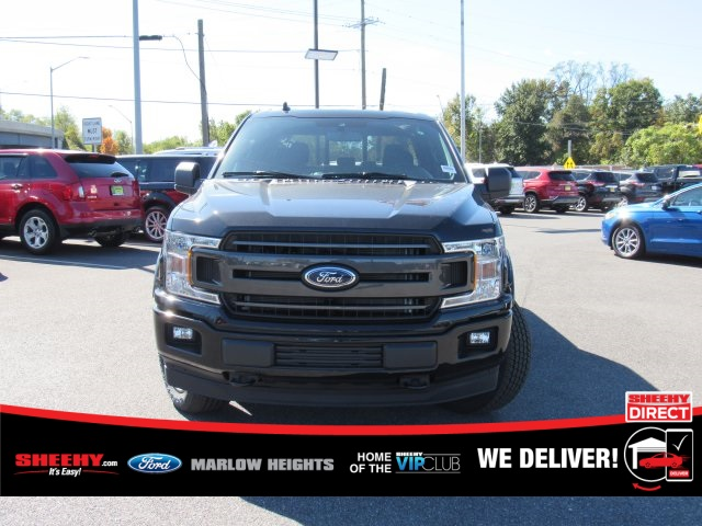 2020 F-150 SuperCrew Cab 4x4, Pickup #BA08928 - photo 5