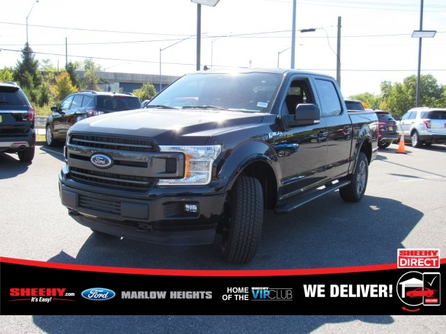 2020 F-150 SuperCrew Cab 4x4, Pickup #BA08928 - photo 1