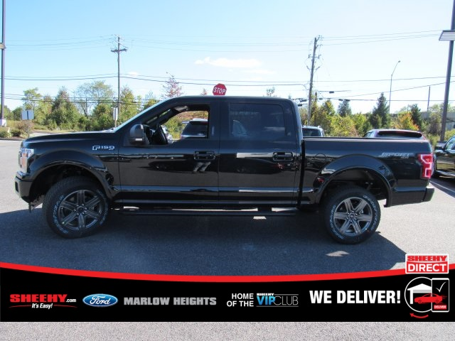 2020 F-150 SuperCrew Cab 4x4, Pickup #BA08928 - photo 7