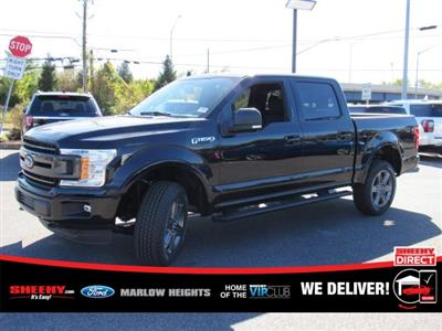 2020 F-150 SuperCrew Cab 4x4, Pickup #BA08928 - photo 6