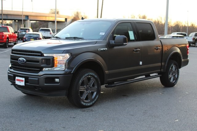 2020 F-150 SuperCrew Cab 4x4, Pickup #BA08930 - photo 1