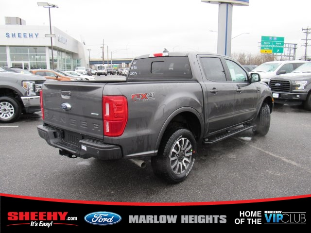 2019 Ranger SuperCrew Cab 4x4,  Pickup #BA12423 - photo 2