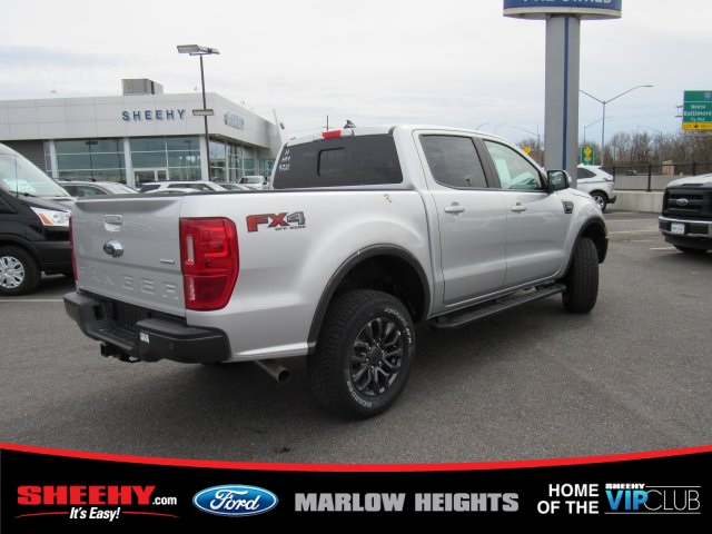 2019 Ranger SuperCrew Cab 4x4,  Pickup #BA14728 - photo 2