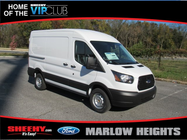 2019 Transit 250 Med Roof 4x2,  Empty Cargo Van #BA17715 - photo 1