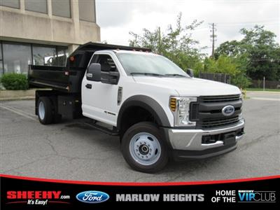 2019 F-550 Regular Cab DRW 4x4,  Monroe MTE-Zee Dump Body #BA19601 - photo 3