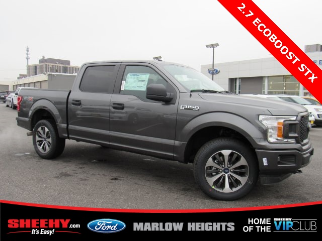 2019 F-150 SuperCrew Cab 4x4,  Pickup #BA30697 - photo 1