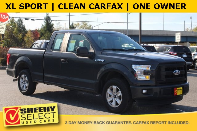 2017 F-150 Super Cab 4x2, Pickup #BA30697C - photo 1