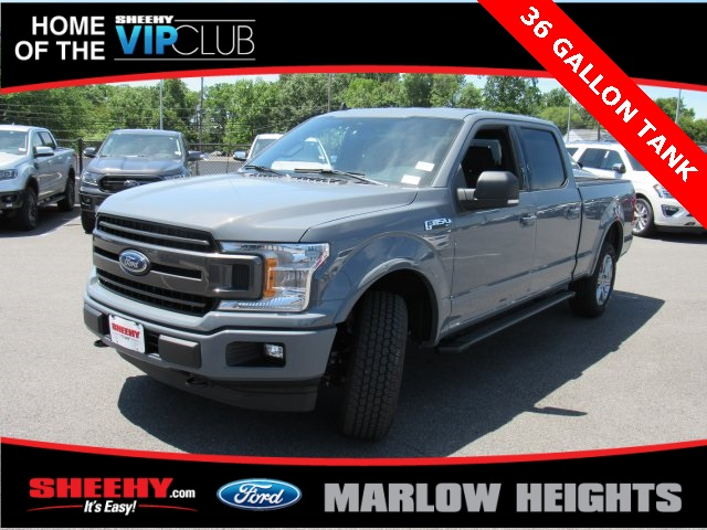 2019 F-150 SuperCrew Cab 4x4,  Pickup #BA30752 - photo 6
