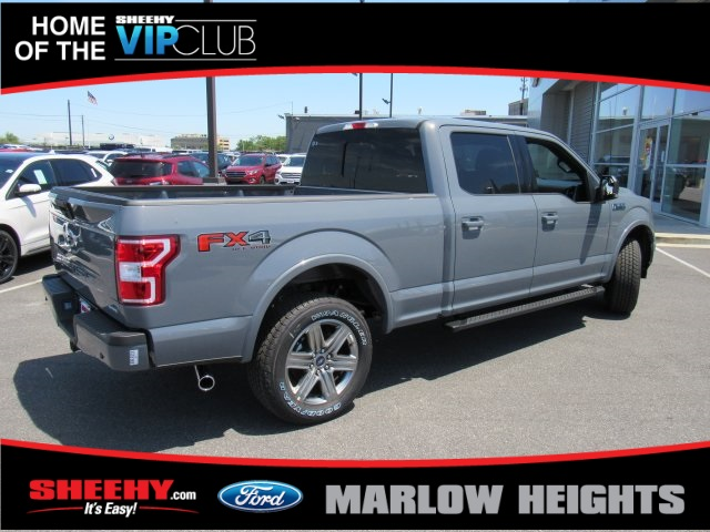 2019 F-150 SuperCrew Cab 4x4,  Pickup #BA30752 - photo 9