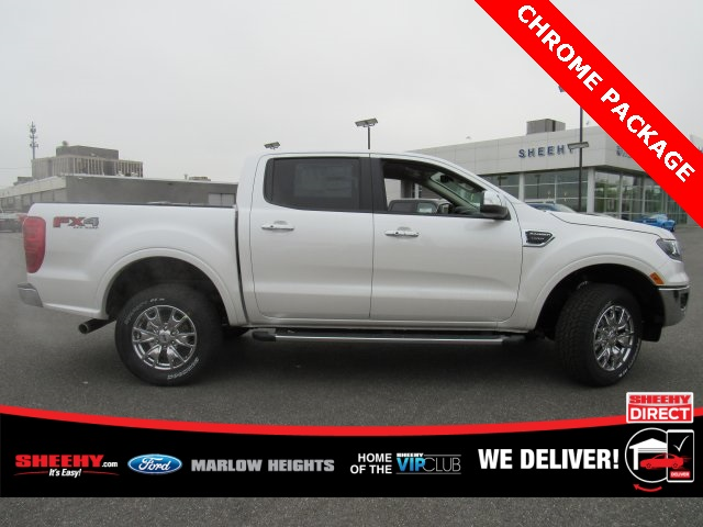2019 Ranger SuperCrew Cab 4x4, Pickup #BA37005 - photo 10