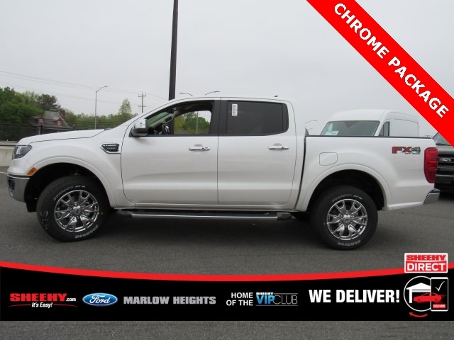 2019 Ranger SuperCrew Cab 4x4, Pickup #BA37005 - photo 7