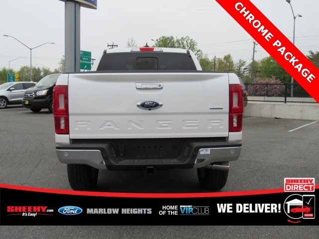 2019 Ranger SuperCrew Cab 4x4, Pickup #BA37005 - photo 8