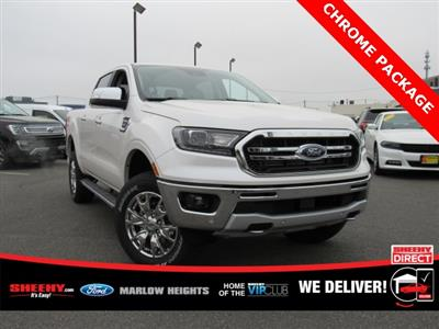 2019 Ranger SuperCrew Cab 4x4, Pickup #BA37005 - photo 4