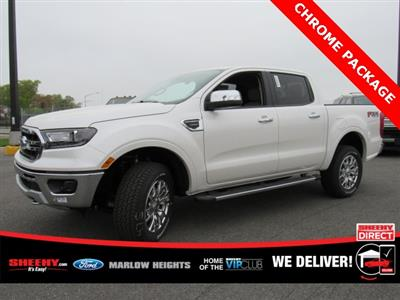 2019 Ranger SuperCrew Cab 4x4, Pickup #BA37005 - photo 1