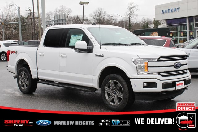 2020 F-150 SuperCrew Cab 4x4, Pickup #BA46470 - photo 1