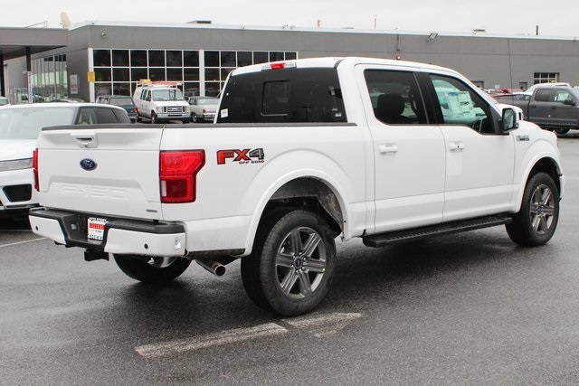2020 F-150 SuperCrew Cab 4x4, Pickup #BA46470 - photo 2