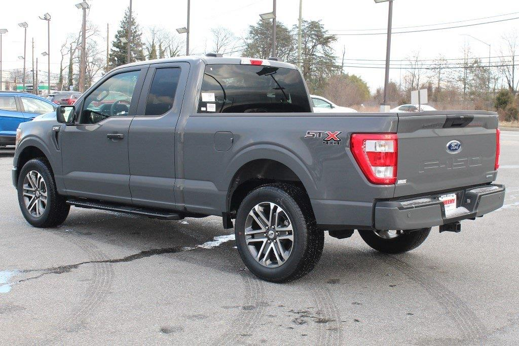 2021 Ford F-150 Super Cab 4x4, Pickup #BA46649 - photo 4