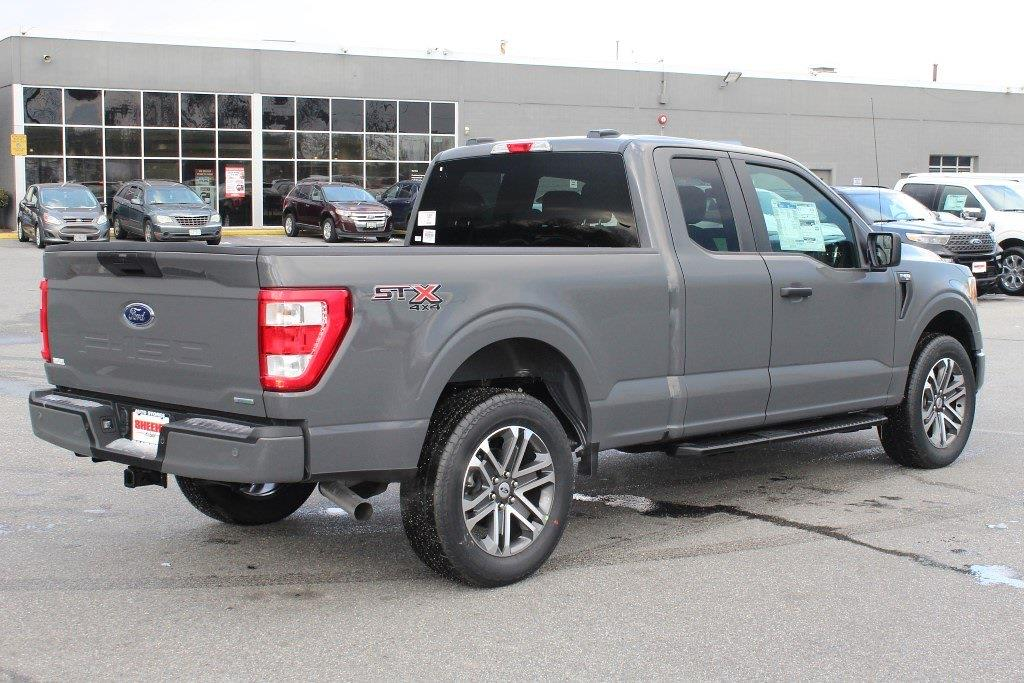 2021 Ford F-150 Super Cab 4x4, Pickup #BA46649 - photo 2