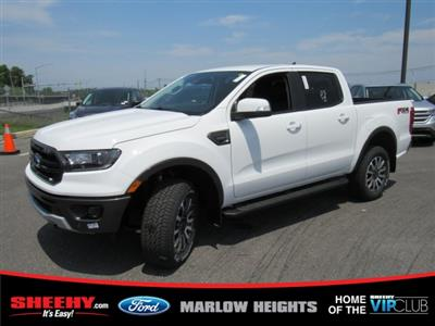 2019 Ranger SuperCrew Cab 4x4,  Pickup #BA47957 - photo 1