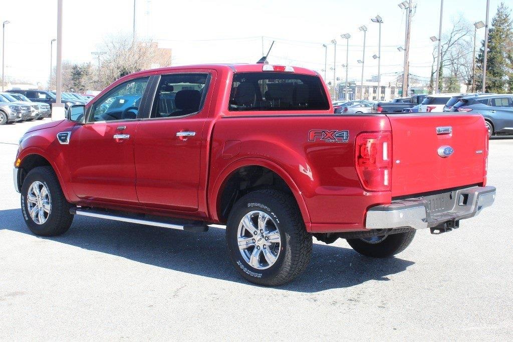 2020 Ford Ranger SuperCrew Cab 4x4, Pickup #BA51051 - photo 4