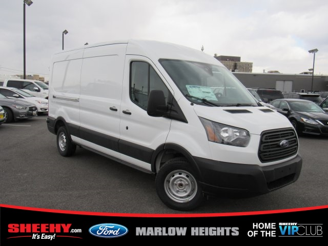 2019 Transit 250 Med Roof 4x2,  Empty Cargo Van #BA52071 - photo 1