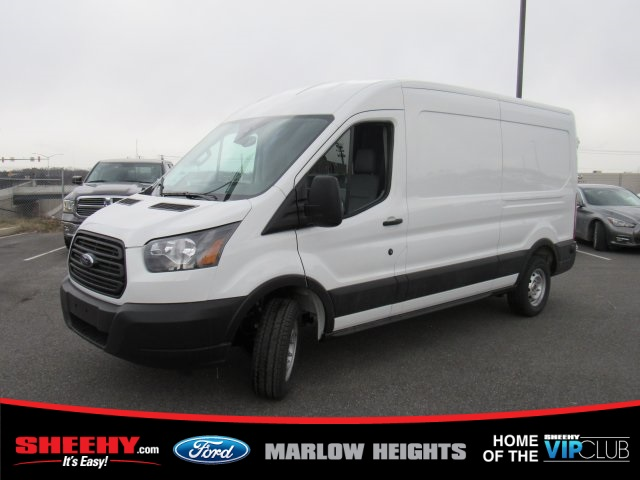 2019 Transit 250 Med Roof 4x2,  Empty Cargo Van #BA52071 - photo 6