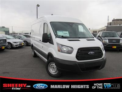 2019 Transit 250 Med Roof 4x2,  Empty Cargo Van #BA52071 - photo 3