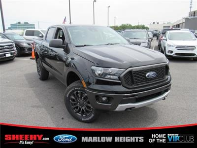2019 Ranger SuperCrew Cab 4x4,  Pickup #BA53875 - photo 4