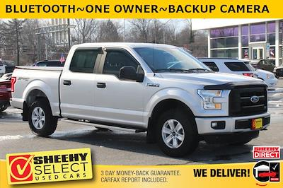 2016 Ford F-150 SuperCrew Cab 4x4, Pickup #BA57643A - photo 1