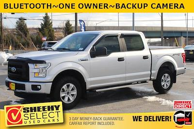 2016 Ford F-150 SuperCrew Cab 4x4, Pickup #BA57643A - photo 4