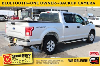 2016 Ford F-150 SuperCrew Cab 4x4, Pickup #BA57643A - photo 2