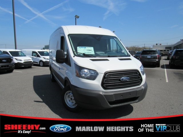 2019 Transit 150 Med Roof 4x2,  Empty Cargo Van #BA58811 - photo 3