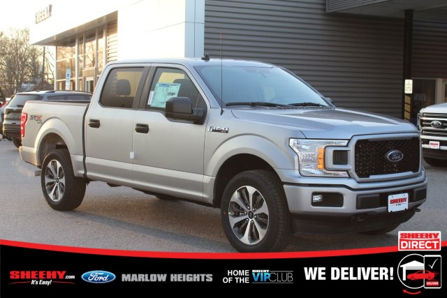 2020 F-150 SuperCrew Cab 4x4, Pickup #BA60893 - photo 3