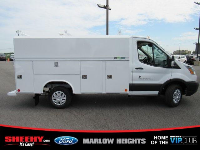 2019 Transit 350 4x2,  Reading Aluminum CSV Service Utility Van #BA63383 - photo 10