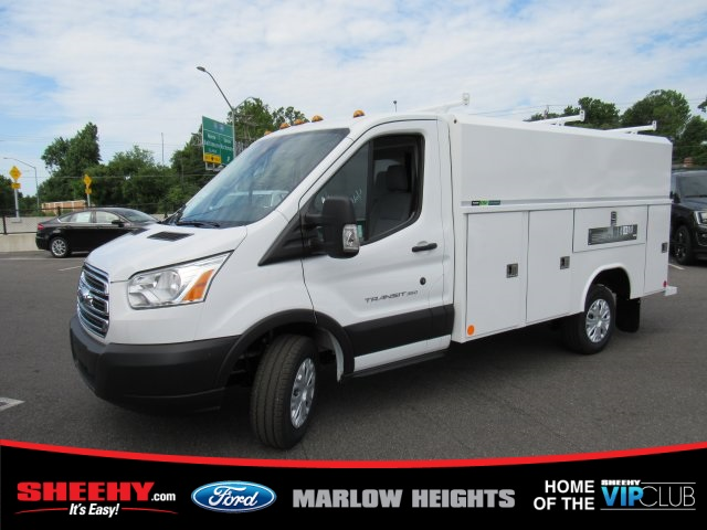 2019 Transit 350 4x2,  Reading Aluminum CSV Service Utility Van #BA63383 - photo 6