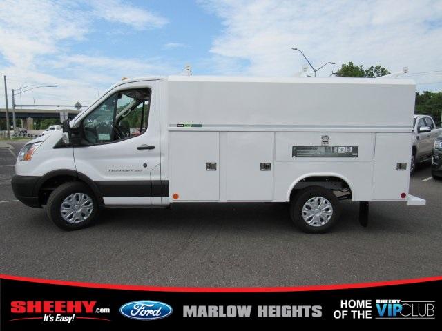 2019 Transit 350 4x2,  Reading Aluminum CSV Service Utility Van #BA63383 - photo 7