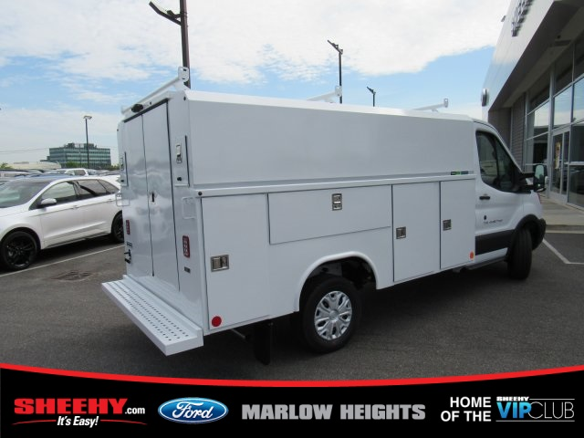 2019 Transit 350 4x2,  Reading Aluminum CSV Service Utility Van #BA63383 - photo 2