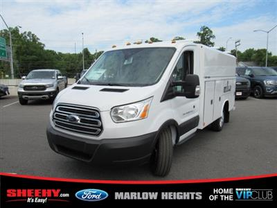 2019 Transit 350 4x2,  Reading Aluminum CSV Service Utility Van #BA63383 - photo 5