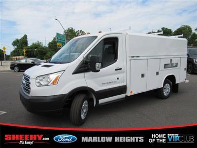 2019 Transit 350 4x2,  Reading Aluminum CSV Service Utility Van #BA63383 - photo 6