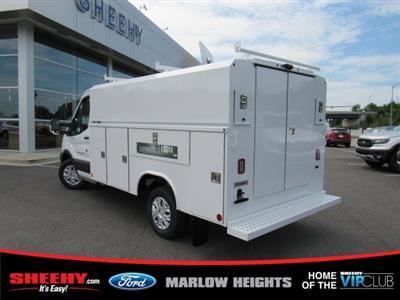 2019 Transit 350 4x2,  Reading Aluminum CSV Service Utility Van #BA63383 - photo 8