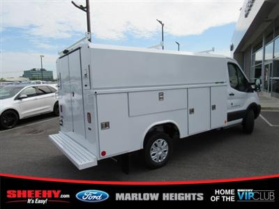 2019 Transit 350 4x2,  Reading Aluminum CSV Service Utility Van #BA63383 - photo 2