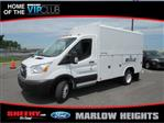 2019 Transit 350 HD DRW 4x2,  Reading Service Utility Van #BA67038 - photo 1