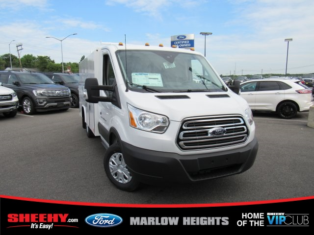 2019 Transit 350 4x2,  Reading Aluminum CSV Service Utility Van #BA67057 - photo 3