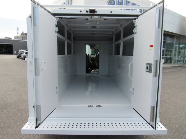 2019 Transit 350 4x2,  Reading Aluminum CSV Service Utility Van #BA67057 - photo 29