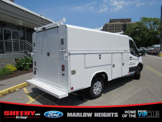 2019 Transit 350 4x2,  Reading Aluminum CSV Service Utility Van #BA67058 - photo 9