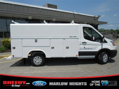 2019 Transit 350 4x2,  Reading Aluminum CSV Service Utility Van #BA67058 - photo 10
