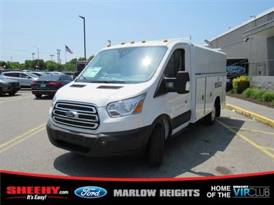 2019 Transit 350 4x2,  Reading Aluminum CSV Service Utility Van #BA67058 - photo 3