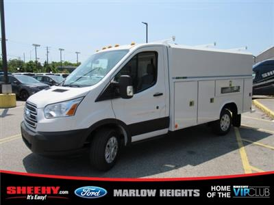 2019 Transit 350 4x2,  Reading Aluminum CSV Service Utility Van #BA67058 - photo 1