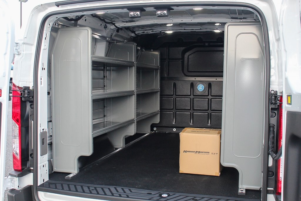 2020 Ford Transit 150 Low Roof RWD, Adrian Steel Upfitted Cargo Van #BA68258 - photo 10