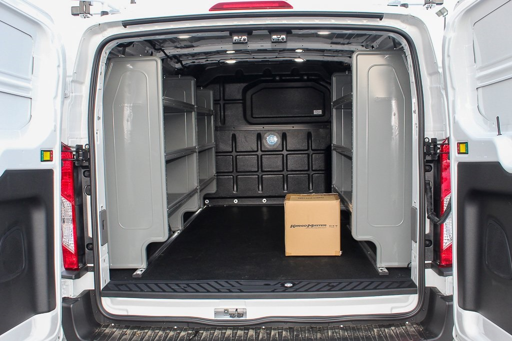 2020 Ford Transit 150 Low Roof RWD, Adrian Steel Upfitted Cargo Van #BA68258 - photo 2